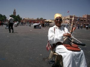 Not sure what that instrument's called.