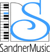 Sandner Music Logo