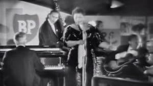 Ella Fitzgerald and Band