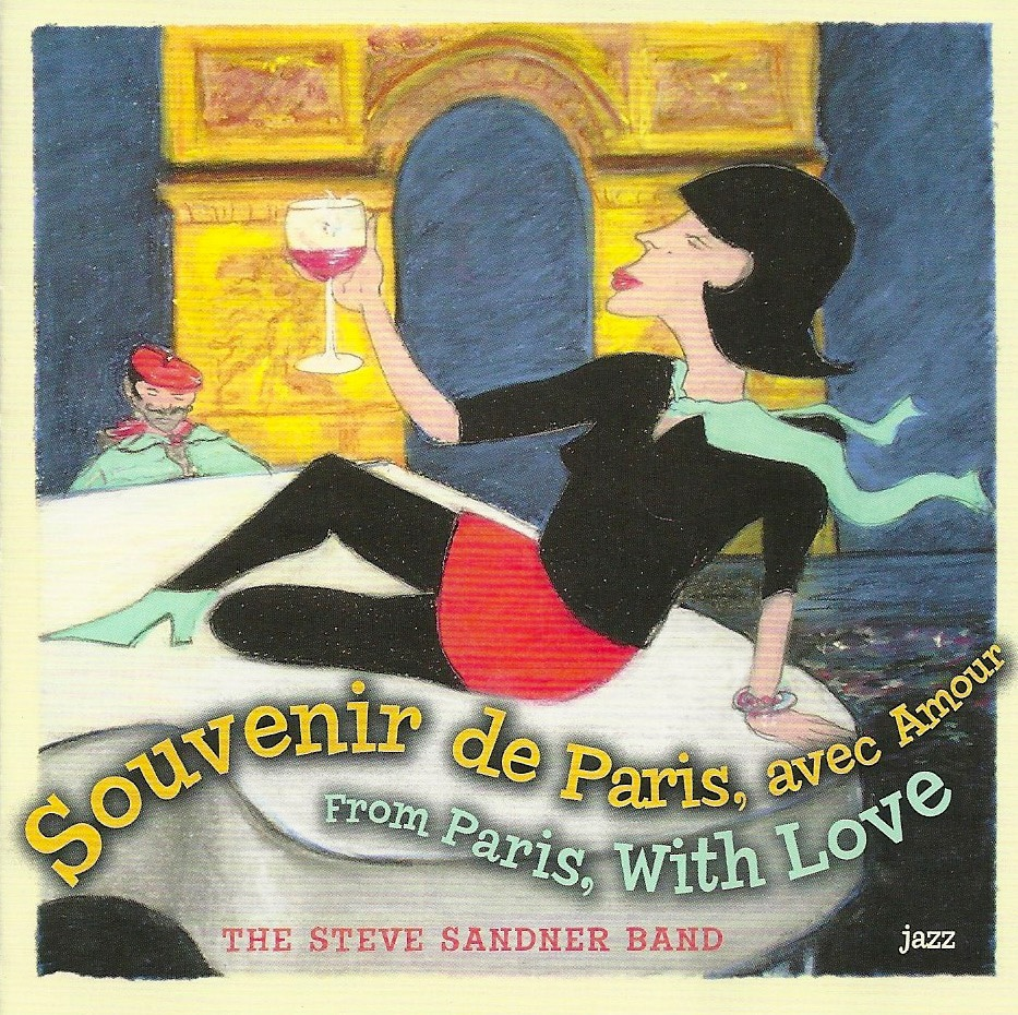 Paris CD Cover